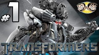 Transformers: The Game - Decepticon Campaign - PART 1 - Only One Mega - BroBrahs