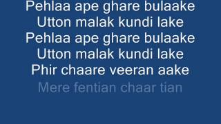 siftaan lyrics video