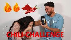 Chili Challenge 🔥🌶 mit Chiara D´Amico | Momo Chahine