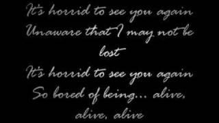 Placebo-Lazarus lyrics