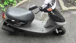 Обзор скутера Yamaha Jog space innovation (SA12J)