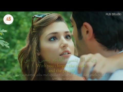 Lagu Arab Paling Romantis | Laanak Maaya (Selalu Bersamamu) - Arab + Indonesia + English Subtitle..