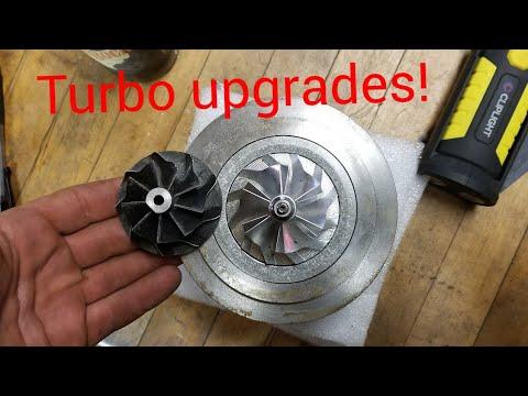 Ecodiesel Single Turbo Upgrade Specs