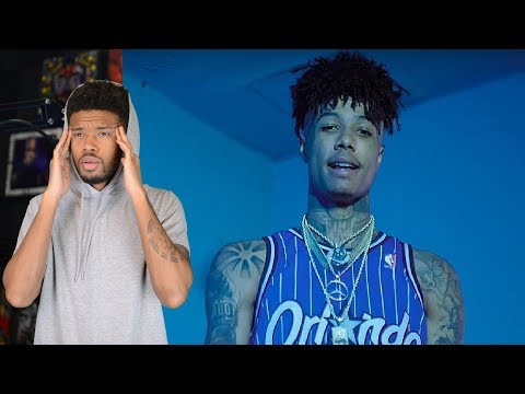 Blueface - First REACTION/REVIEW