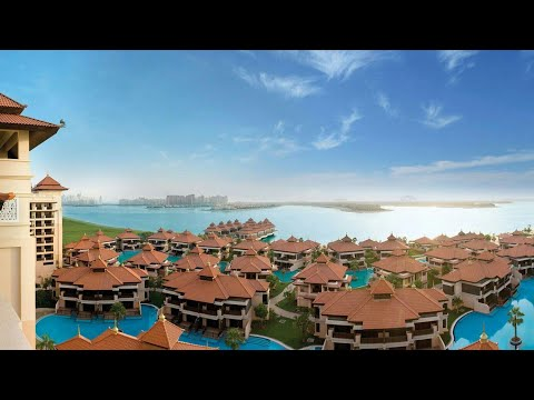 Anantara The Palm Dubai Resort Tuck Tuck Tour & Our Journey