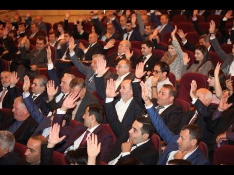 Пятый съезд Союза армян России, 10-11 октября 2015г.