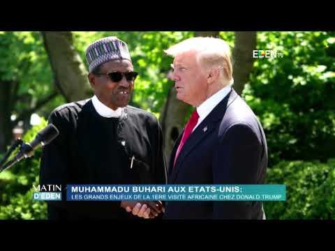 Muhammadu Buhari aux États-Unis : les grands enjeux de la 1ère visite africaine chez Donald Trump