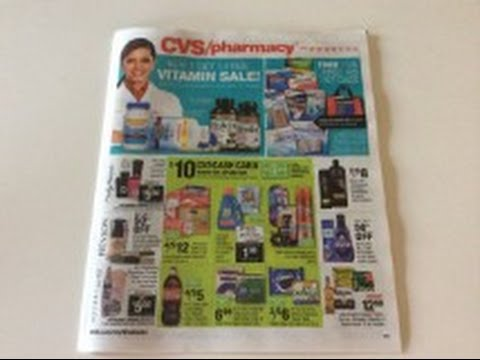 6/6/15-CVS Weekly Ad Preview:  6/7/15-6/13/15!!!!