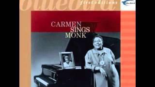 Carmen/McRae:It