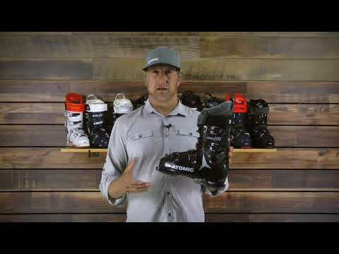 Atomic Ultra Hawx 100 Ski Boots- Men's 2019 Review