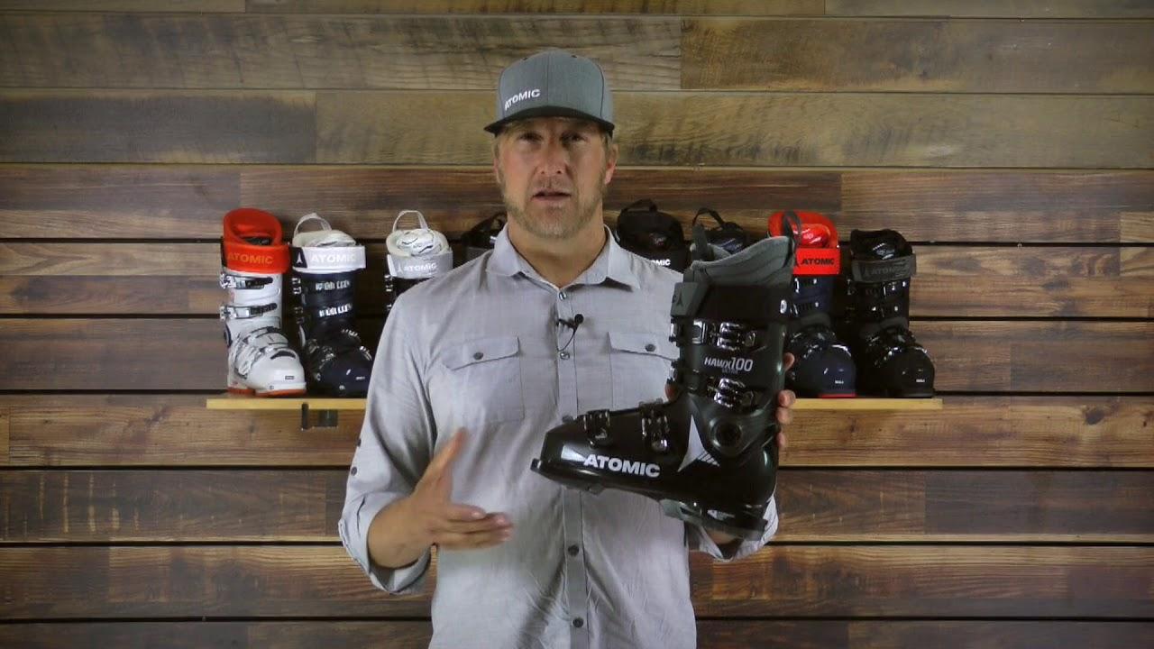 online retailer 98c20 17c60 Atomic Ultra Hawx 100 Ski Boots- Men's 2019 Review