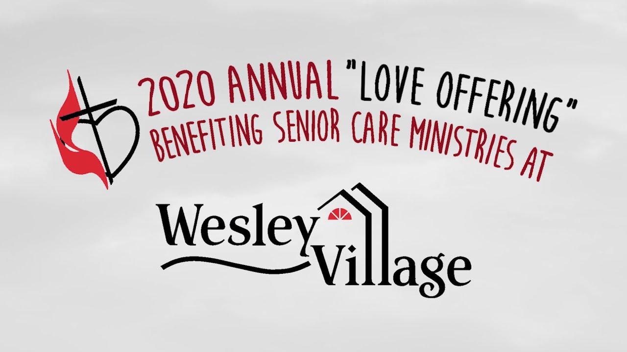 """A Heart for Seniors"" Love Offering"