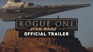 Rogue One: A Star Wars Story Trailer (Official)(Watch the official trailer for Rogue One: A Star Wars Story, in which a group of unlikely heroes band together on a mission to steal the plans to the Death Star, the ..., 2016-08-12T02:38:38.000Z)