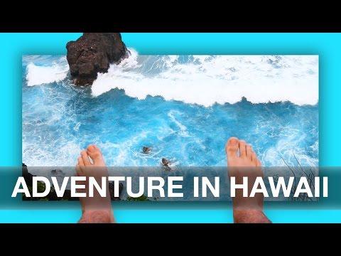 Adventure In Hawaii!!! | Daniel Fernandez Weekly Vlog