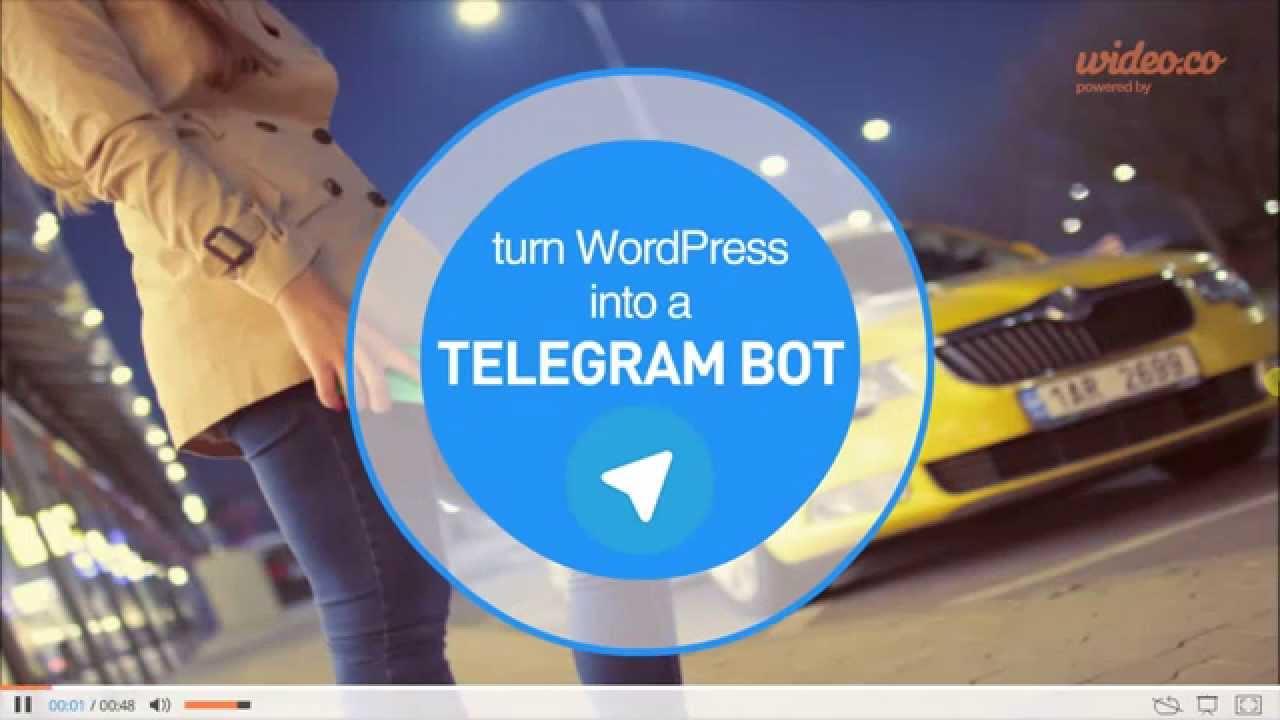 Telegram Bot & Channel – WordPress plugin   WordPress org