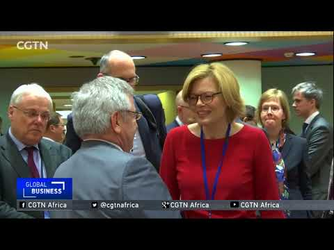 EU farmers protest South American agricultural imports