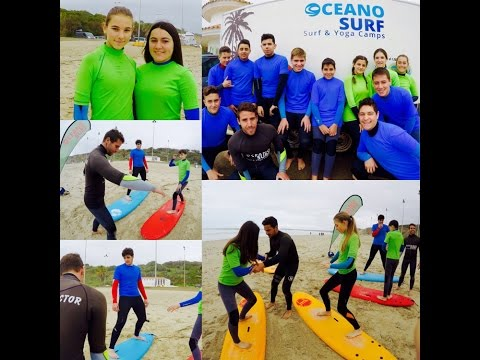 Conil Surf School and Carnival February 2017