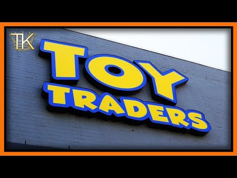 Take A Look Inside Toy Traders | Canada's Largest Toy Store