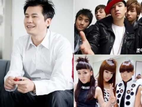 YG FAMILY VS JYP NATION