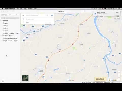 Israel Live Third Temple Displayed by Google Maps on the Temple ...