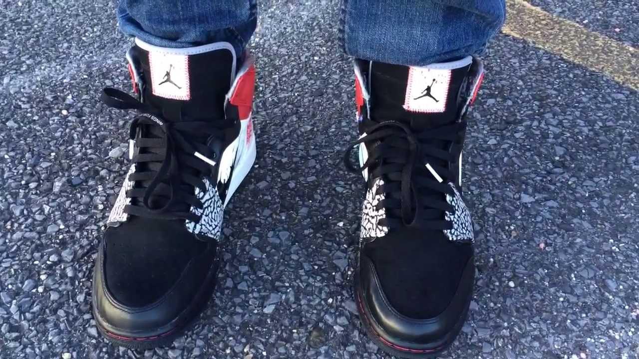 hot sale online b0f54 2e10d Air Jordan 1 High DW