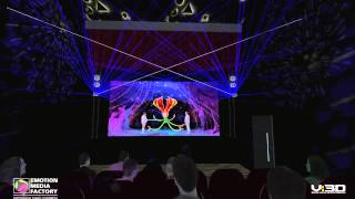 Emotion Media Factory: 3D HoloPort Attraction in...