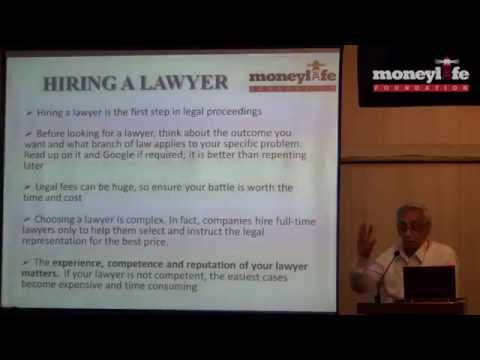 Bapoo Malcolm on choosing the Right Lawyer