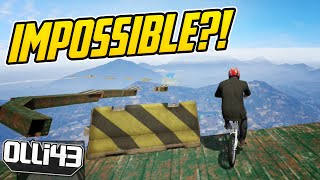 GTA 5 Custom Job Showcase: IMPOSSIBLE BMX RACE! - Episode 21