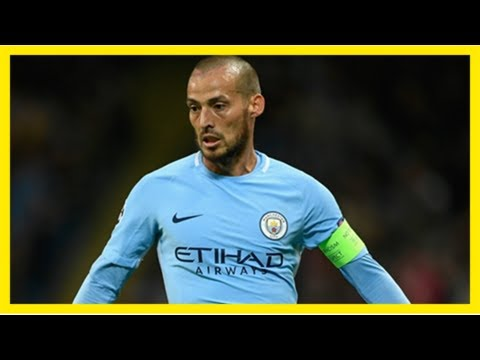 Manchester city's creative hub david silva is in the form of his life | goal.com