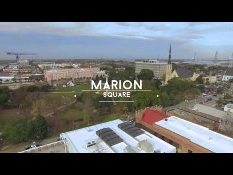 Charleston, South Carolina | To: Charleston, SC From: BAT AERO | Aerial Drone footage