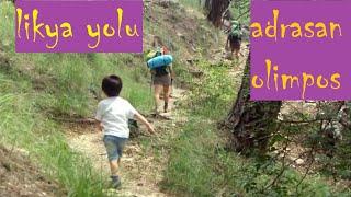Lukka Yolu / Likya Yolu / Lykian Way - Adrasan Olimpos Parkuru
