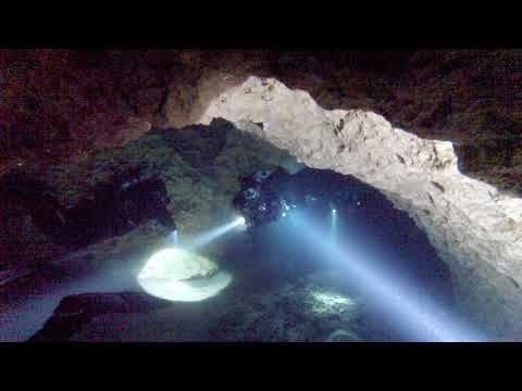 Formation Basic Cave Diving - Total Diving - Montreal Scuba