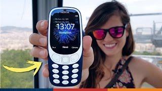 NUEVO NOKIA 3310... POR LOS AIRES!