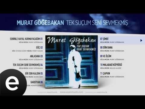 Şimdi (Murat Göğebakan) Official Audio #şimdi #muratgöğebakan