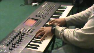 Hezekiah walker - Every Praise ( Piano Cover ) 2014