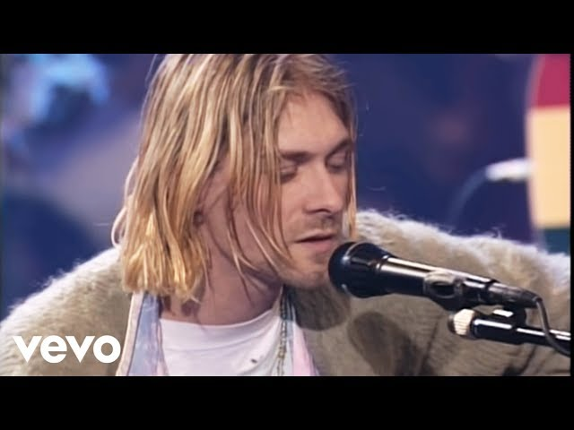 Nirvana - The Man Who Sold The World (MTV Unplugged)