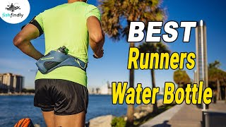Best Runners Water Bottle You Can Buy In 2020 – Editor's Choice With Buyer Guide