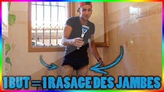 1 But pris = 1 Rasage INTÉGRAL des Jambes !! AIE LES POILS... (FIFA 16)