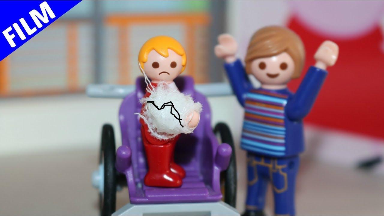 Playmobil Film Deutsch Emma Zerstört Ihren Gips Playmobil