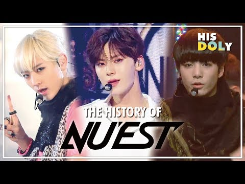 NU'EST Special ★Since 'Face' To 'BET BET'★ (47m Stage Compilation)