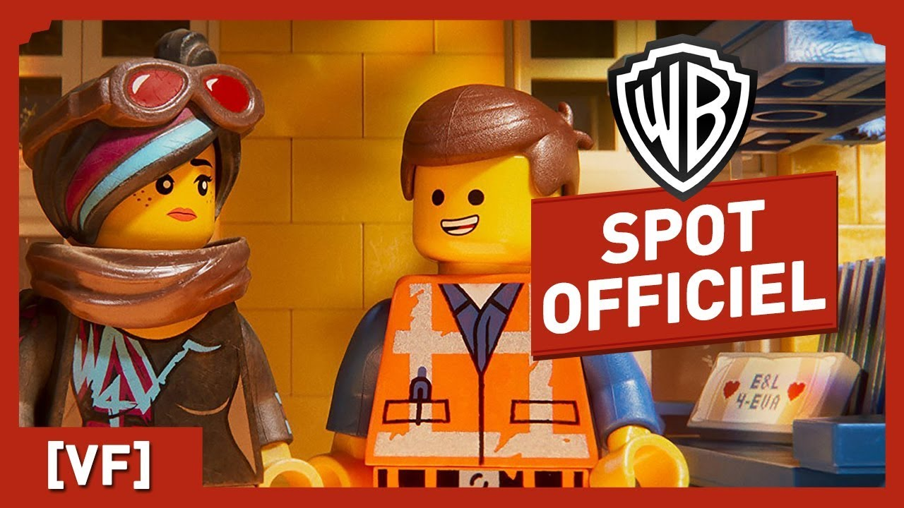 La Grande Aventure LEGO® 2 - Spot Officiel (VF) - Arnaud Ducret / TAL