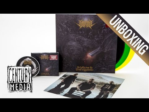 VITRIOL - To Bathe From The Throat Of Cowardice (Unboxing)