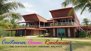 Gambar cover The Container House: The Ocean Residences Langkawi, Malaysia