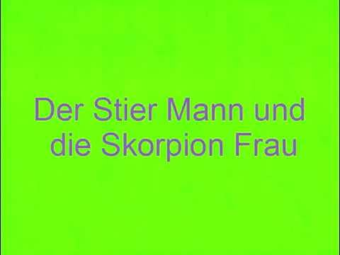 der stier mann und die skorpion frau youtube. Black Bedroom Furniture Sets. Home Design Ideas