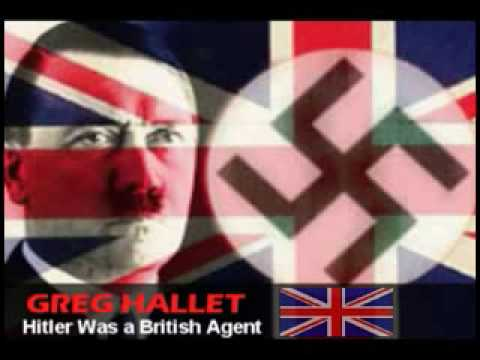 Image result for greg hallett hitler was a british agent images