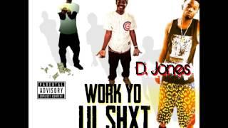 D Jones- Work Feat Dee Jackson And Clutch