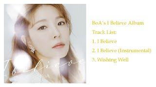 [Full Album] BoA - I Believe