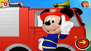 Mickey & Minnie's Universe - Mickey Mouse Clubhouse - Disney Junior Games | Kids TV 123 Channel