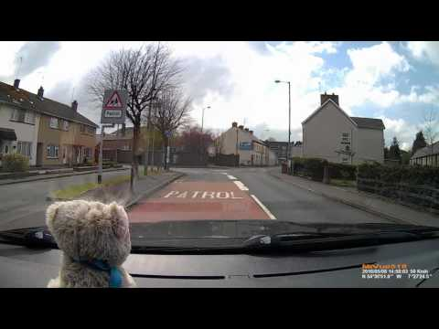 Omagh to Enniskillen (Via Dromore & Irvinestown) [May 2016]