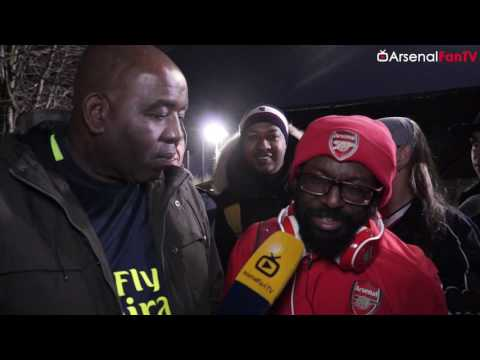 Sutton Utd 0-2 Arsenal | I Want To Win 13 FA Cups says TY